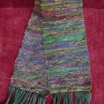 Recycled Silk Sari Yarn & Knits