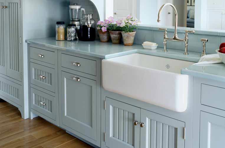 Farmhouse Style Sink Kitchen : Farmhouse Sink Nomadic Decorator