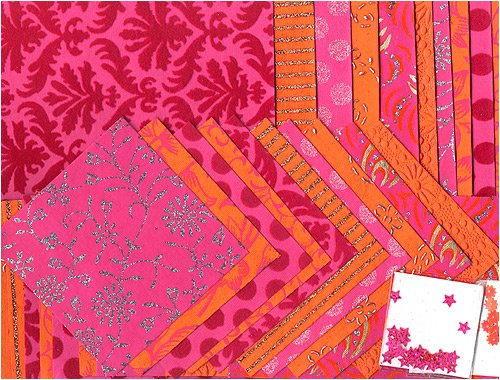 Pink Amp Orange Nomadic Decorator