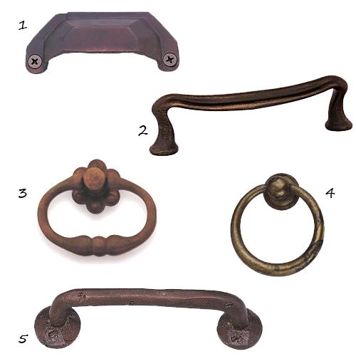 rustic cabinet hardware nomadic decorator - Rustic Cabinet Hardware