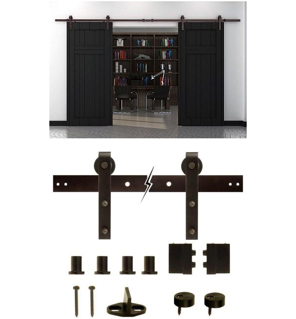 Barn Door Hardware at Home Depot