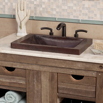 Several. What Faucet Goes with a Copper Sink    Nomadic Decorator