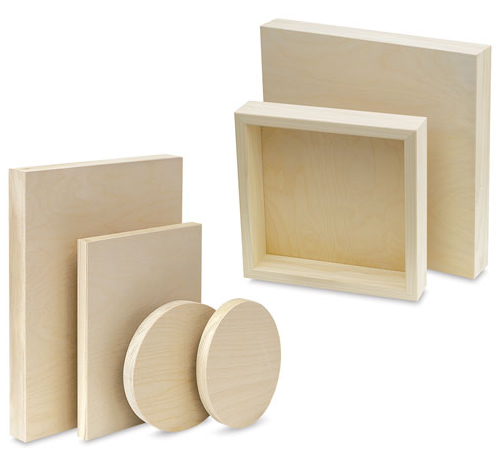 American Easel Wood Panels