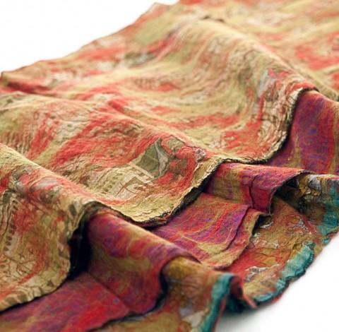 Sari Scarf via The Red Sari