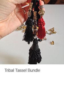 DIY Tassel Bundle
