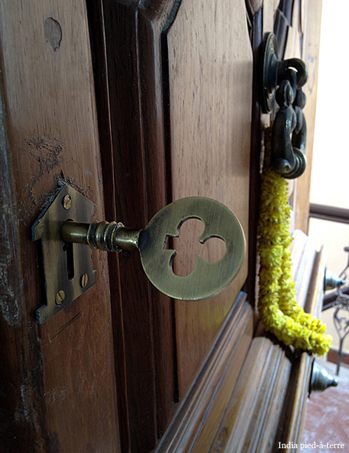 South-Indian-Door-Key