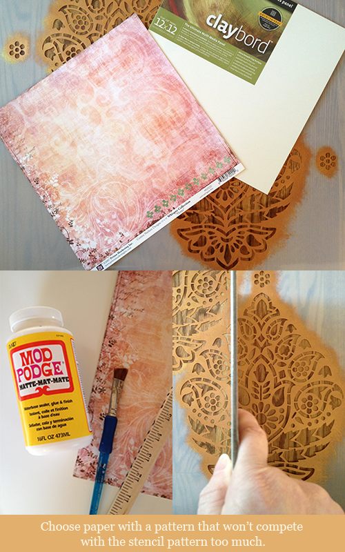 Scrapbook-Paper-and-Stencil-Art-Project-Supplies
