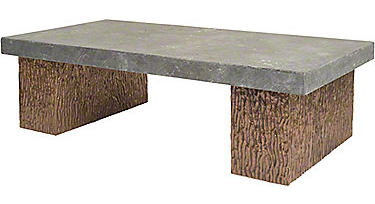 McGuire-Marble-and-Copper-Cocktail-Table
