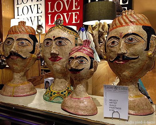 Painted-India-Figureheads