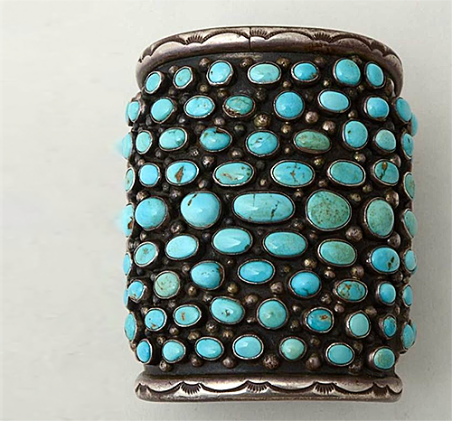 1960s-Navajo-Turquoise-Cuff-2st-dibs