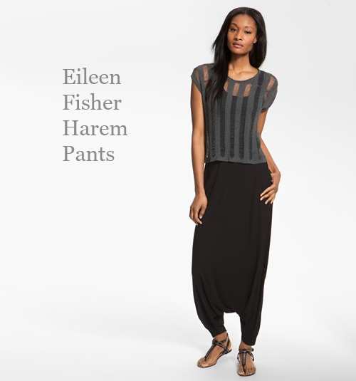 Eileen-Fisher-Harem-Pants
