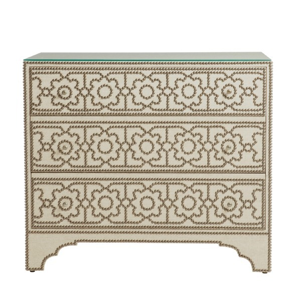 Cabrillo Nailhead Chest from Bernhardt