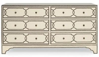 Cabrillo Nailhead Dresser from Bernhardt