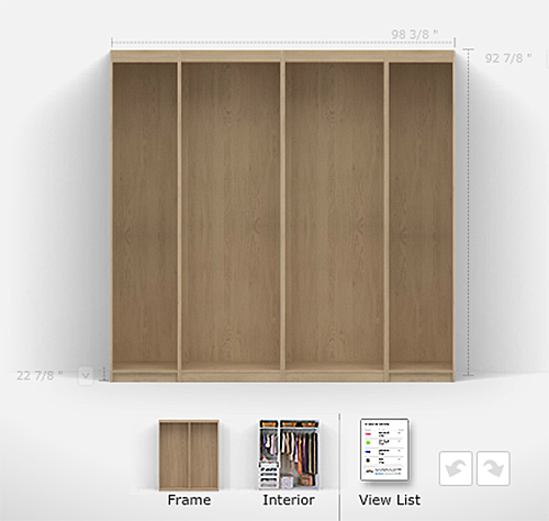 IKEA-Pax-Wardrobe-Doorless
