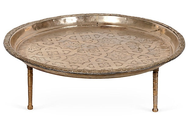 Moroccan Tray via One Kings Lane
