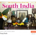 One Kings Lane Shops South India (!!! Excited!)