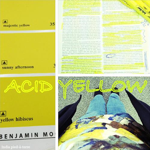 Acid Yellow Things