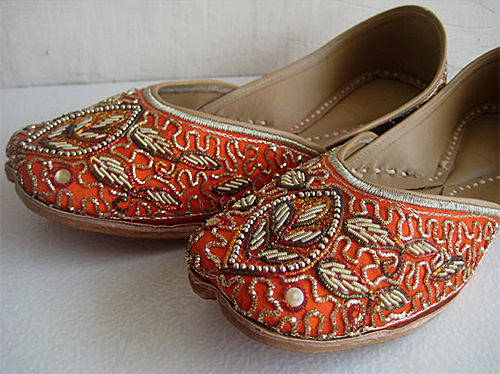 Foot Soles Etsy Shop Maharaja Style Indian Shoes