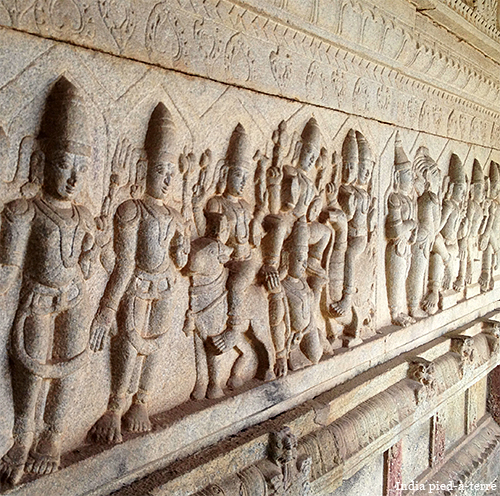 Bhoga Nandeeshwara Temple Near Nandi Hills North of Bangalore