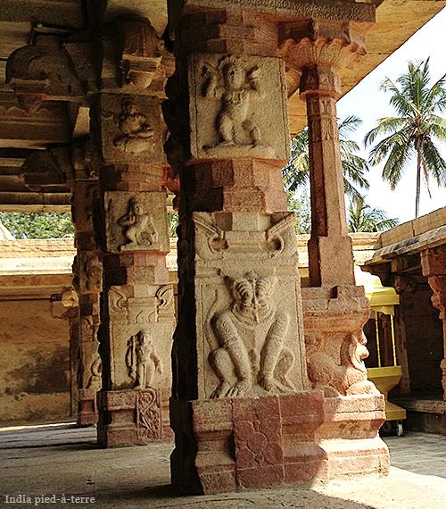 Chola Columns