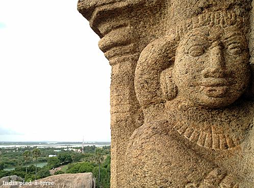 Mahabalipuram Stone Carving