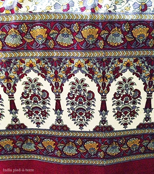 Printed Textile in South Indian Home