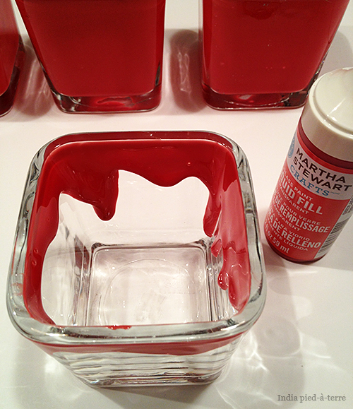Fill Paint for Glass by Martha Stewart