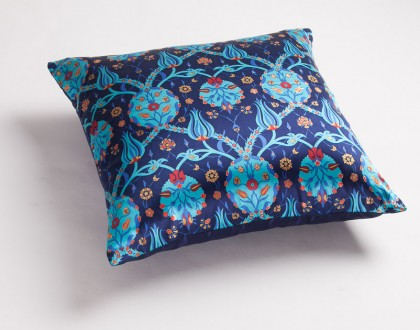Bursa Silk Turkish Tulip Pillow from Arastan