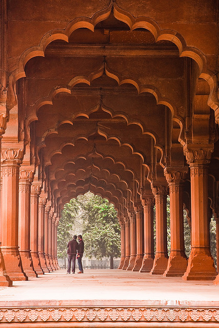 Mughal Arches by TPM on Flickr