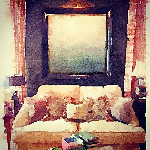 Living Room of Jen Going Interiors via Waterlogue