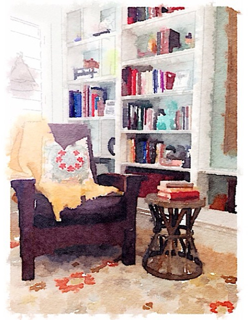 Sita Montgomery Interiors Image in Waterlogue