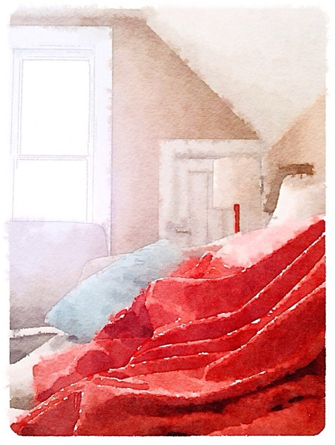 Waterlogue Image via Tricia Shepherd on Instagram