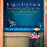 A DIY Indian-Inspired Closet Nook