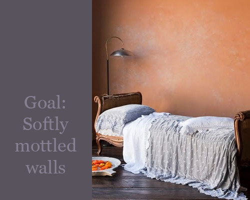 Old Wall via Bella Notte Linens