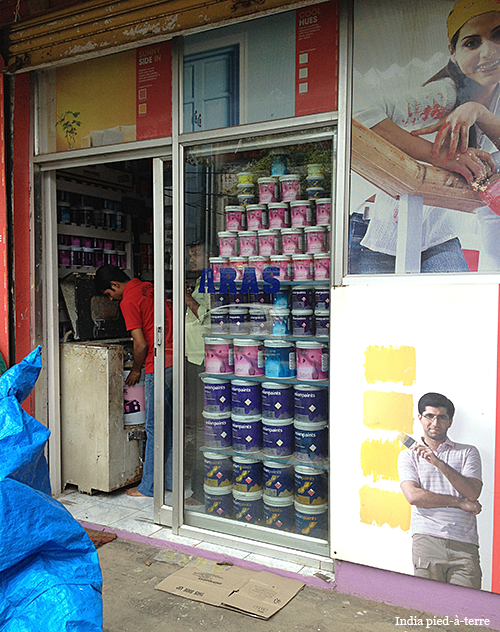 Asian Paints Store in Chennai