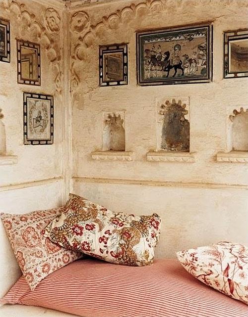 Rustic Elegance in India