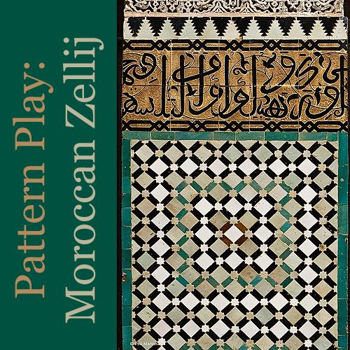 Moroccan Zellij Pattern