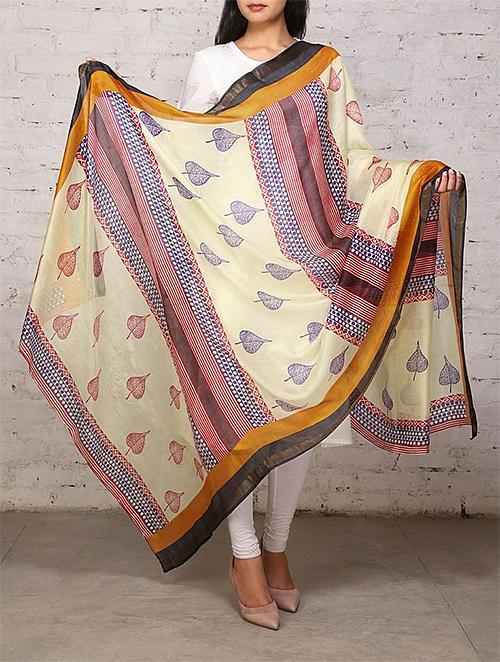 Silk Dupatta from Jaypore