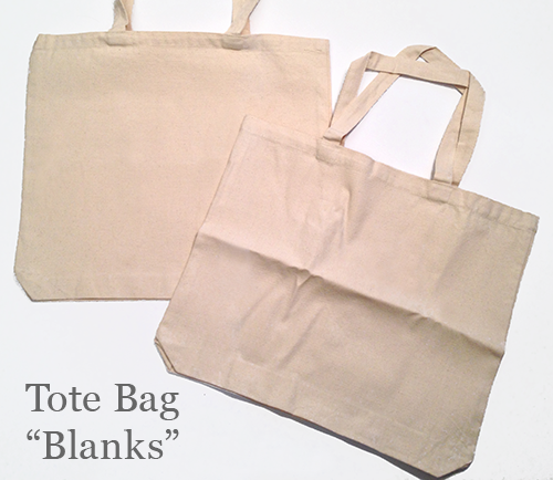 Tote Bag Blanks