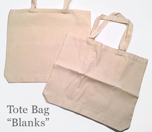 Tote Bag Blanks