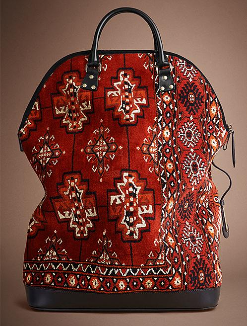 Burberry Rug Bag