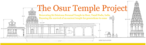 Osur Temple Renovation