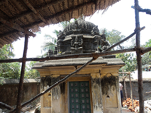 Osur Temple Structure