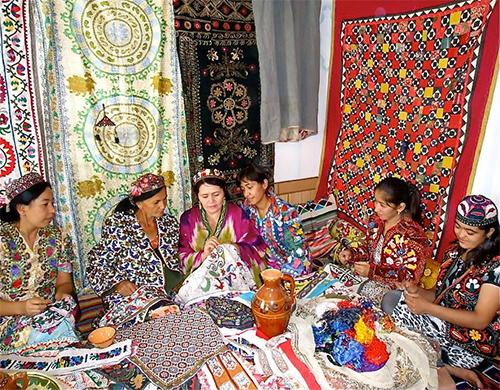 The Little Silk Road Suzani Shop on Facebook