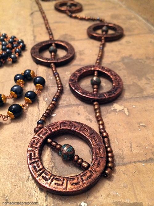 DIY Souk Necklace