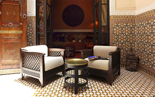 Royal Mansour Tile