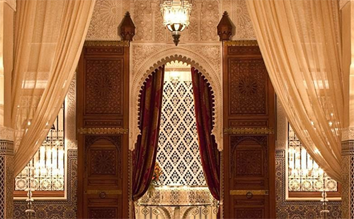 Royal Mansour in Marrakech