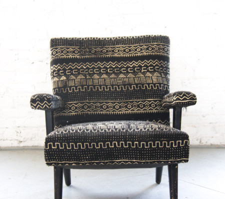 cloth chairs furniture. Mud Cloth Chair Via Rent Patina Chairs Furniture