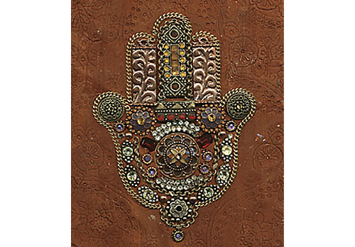 Hamsa from Muchnik Arts