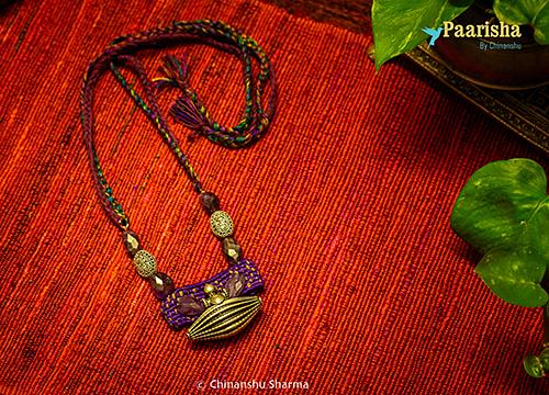 Paarisha Woven Jewelry